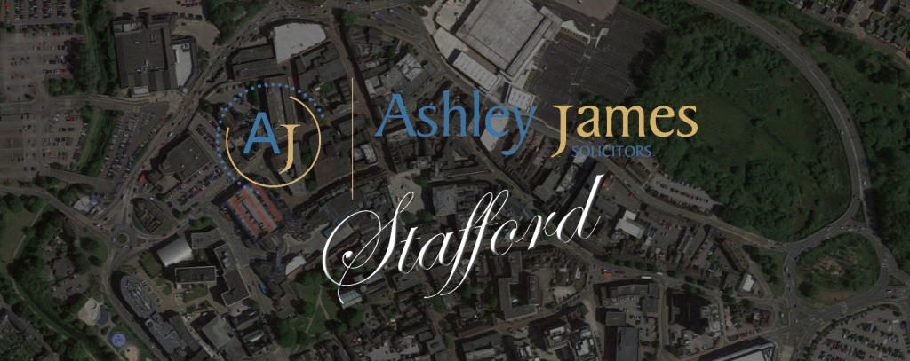 Ashley James Solicitors open Property and Family Law Branch in Stafford
